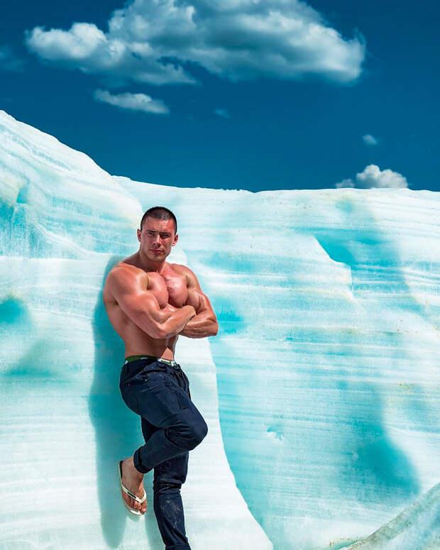 Самый ледовитый пляж в мире находится в Якутии (ФОТО)