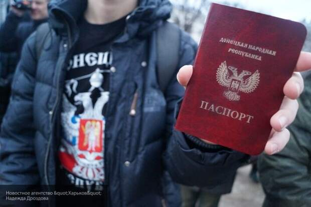 Гражданам ДНР объяснили, когда нужно заменить местный паспорт