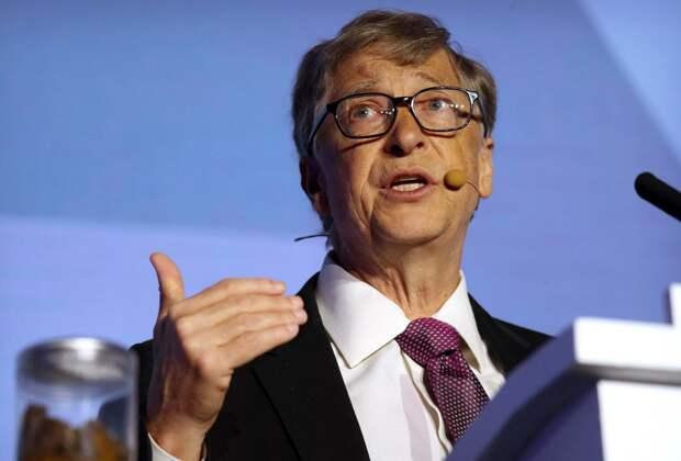 Билл Гейтс рассказал о двух главных угрозах человечеству после коронавируса