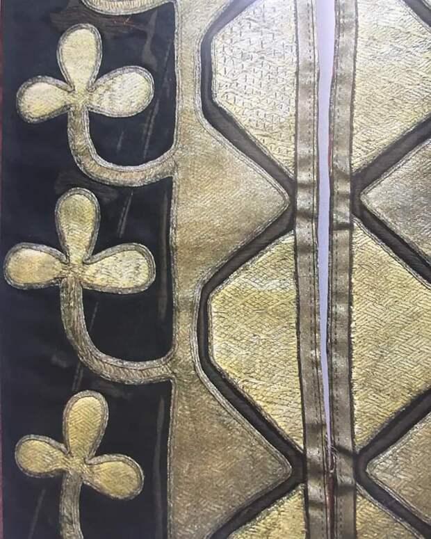 Черкесская вышивка