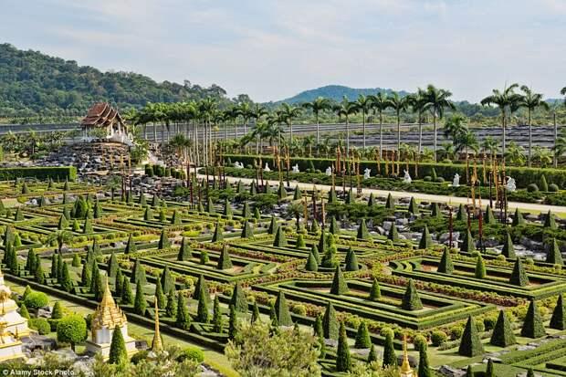10 самых прекрасных садов мира