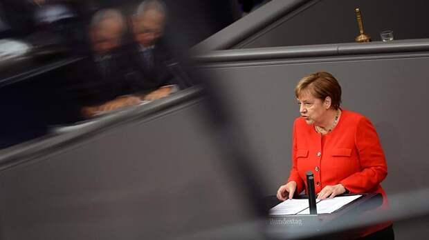 Меркель призвала Европу задуматься о будущем без лидерства Штатов