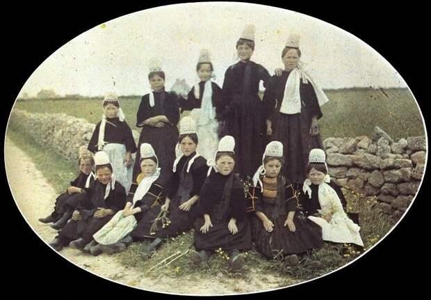 «Этноэкзотика» совсего мира наавтохромах (1907−1931)