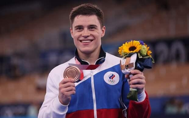 Элемент гимнастики назвали в честь российского спортсмена Никиты Нагорного