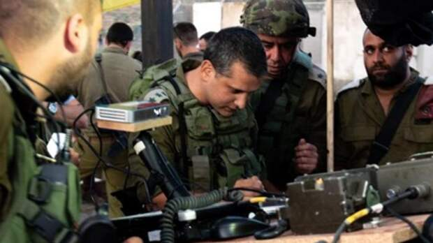 В Израиле заявили об уничтожении офиса главы службы безопасности ХАМАС