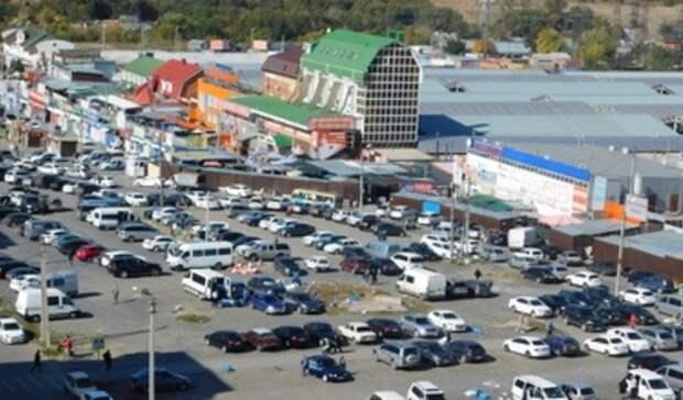 Торговцы саксайских рынков заявили опровокаторах итактике борьбы засвои права