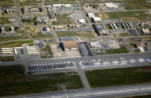 ВВС США наращивает группировку F-35 у российских границ