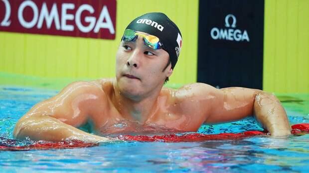 Четырехкратный чемпион мира по плаванию Сэто отстранен из сборной Японии за супружескую измену