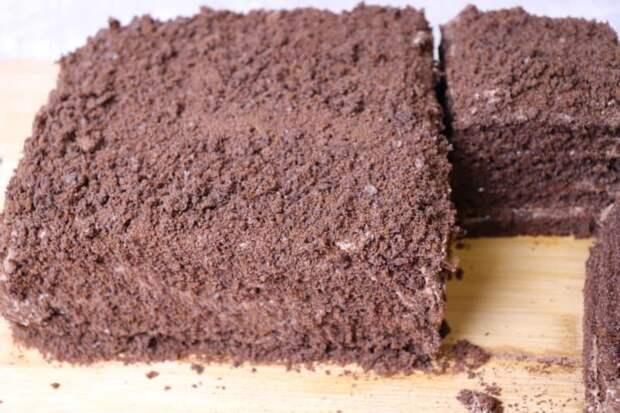 Торт Шоко - Шоколадный торт