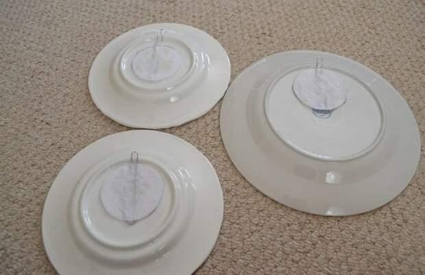 Как повесить тарелки на стену (трафик, подборка)