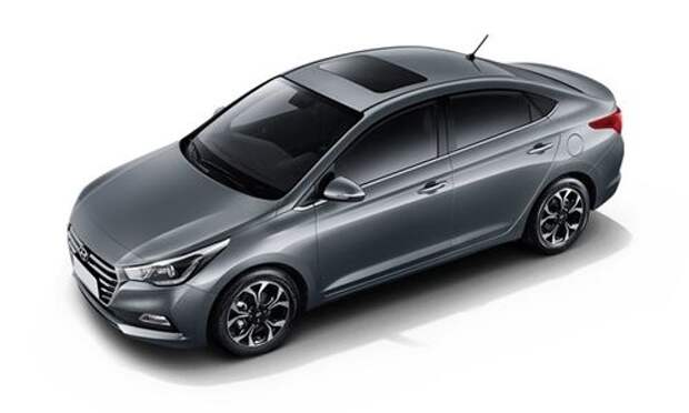 Hyundai Solaris получит новый двигатель мощностью 99 л.с.