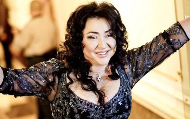 56-летняя Лолита Милявская похудела и помолодела