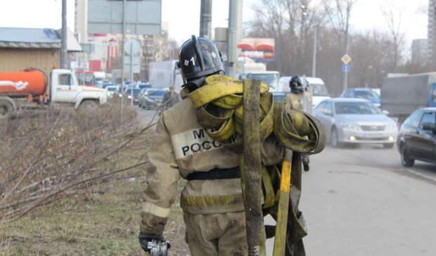 ВТатарстане зафиксировали сотни пожаров сгорением травы, камыша имусора
