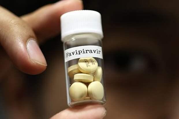 Первое в России лекарство от коронавируса