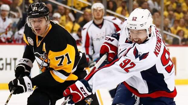 Россия заняла 5-е место по количеству игроков в НХЛ в новом сезоне