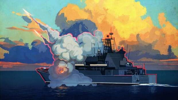 «Констатация бессилия»: на Украине признали превосходство России на Черном море