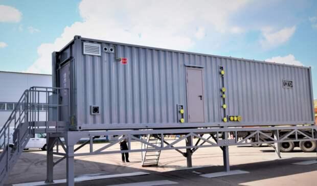 Компания GEA представит навыставке НЕФТЕГАЗ-2021 мобильную установку для переработки нефтесодержащей жидкости