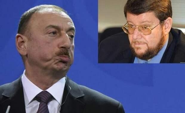 Никто не задаст выпускнику МГИМО Алиеву неприятных вопросов