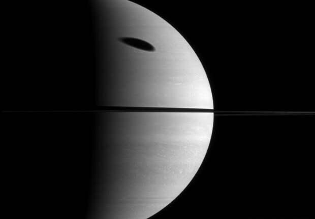 Планеты Солнечной системы. Сатурн