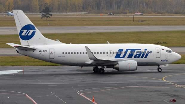 Utair объяснила изменение маршрута из Москвы в Калининград в обход Белоруссии