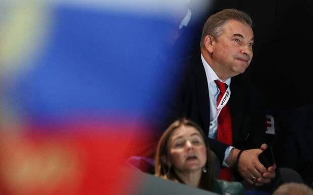 Третьяк: «Сборной России надо наказывать шведов, чтобы они не попали никуда»