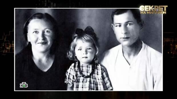 Мать родила Раису Рязанову от женатого шофера с 6 детьми