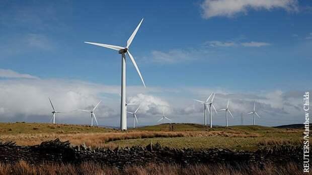 Жара выявила новую уязвимость зелёной энергетики Европы