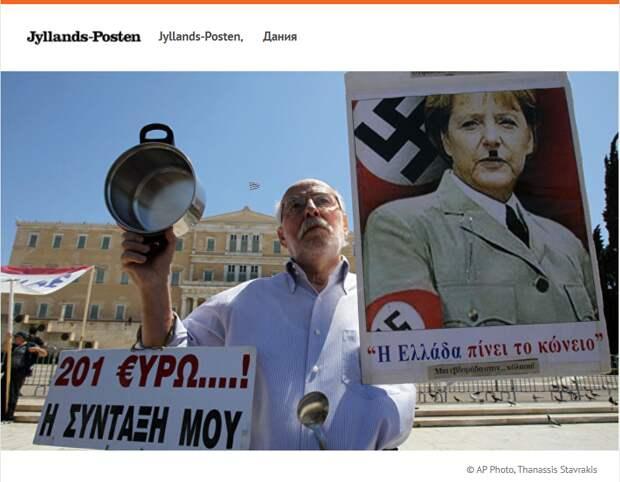 JP: Европа не такая мирная, какой хочет казаться