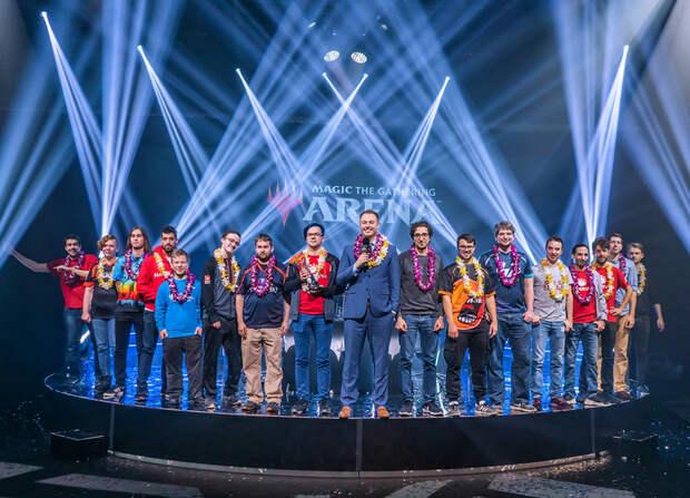 На чемпионате мира по карточной игре Magic: The Gathering был разыгран призовой фонд в $1,000,000