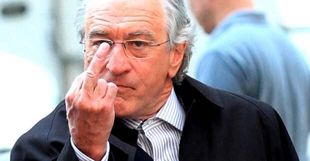 Адвокат Роберта ДеНиро рассказала всуде обедности стареющего актера