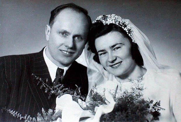 Алексей Ботян с женой