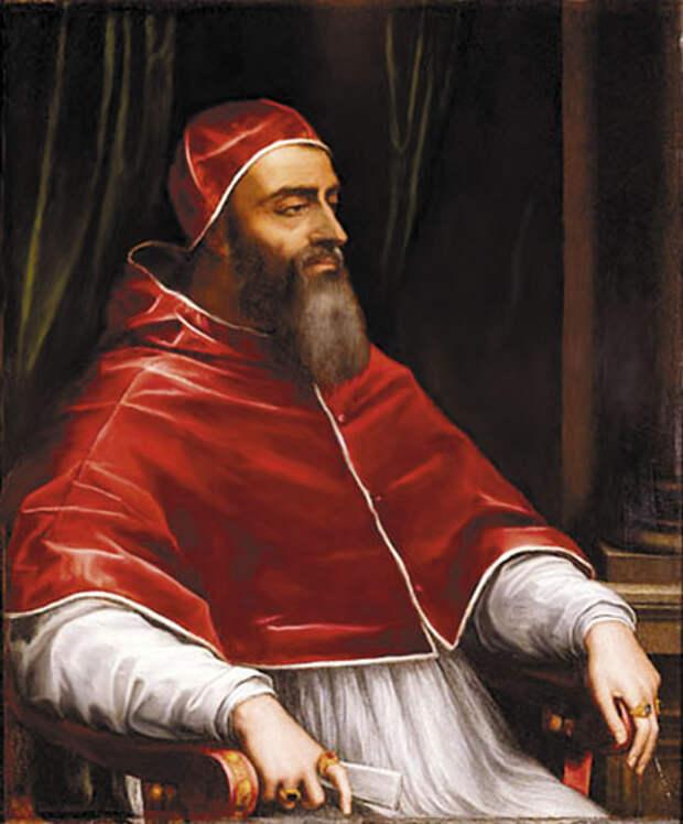 5 диких фактов о Папе Римском, который был пиратом и устраивал оргии