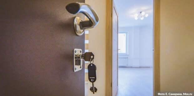 Цены на квартиры в Беговом немного упали