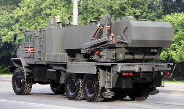 Уничтожение танкового батальона за считанные секунды. США в шоке от нового российского оружия