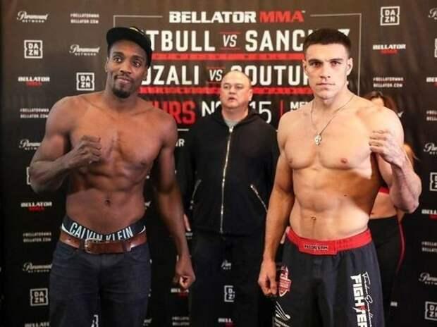 Bellator устраивает супертурнир: бьются два Немкова и «темная лошадка»