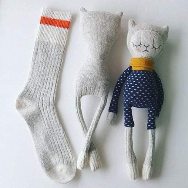 Игрушки Amber Vroom из носков (подборка)