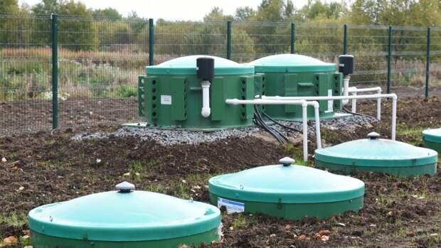 Объекты водоочистки модернизируют в Тульской области