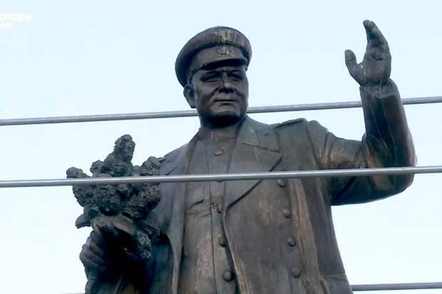Словакия готова установить памятник маршалу Коневу, снесенный в Праге