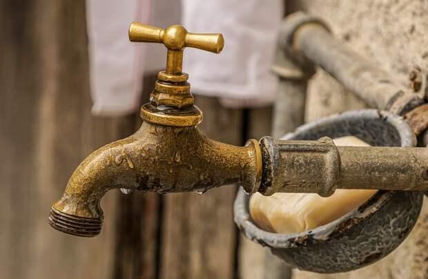 Воду перекрыли севастопольцам и симферопольцам 27 мая