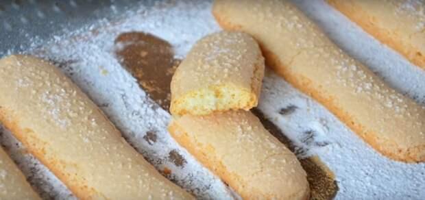печенье для терамису
