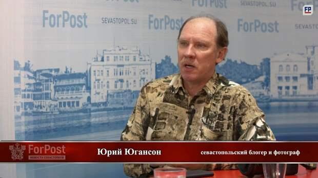 Говорим о Севастополе в  передаче Почти  Полдень