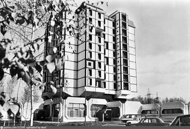 "Гостиница ""Союз"", 1981."