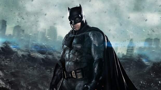 Бен Аффлек и Майкл Китон снова воплотят на экране образ Бэтмена