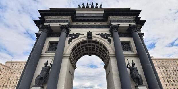 Власти Москвы рассказали о планах по обновлению памятников героям войны 1812 года