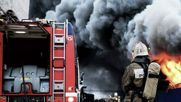 Число жертв пожара на заводе в Нижнем Новгороде возросло до трёх