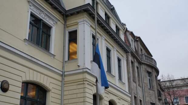 Российскому послу в Эстонии придется покинуть страну