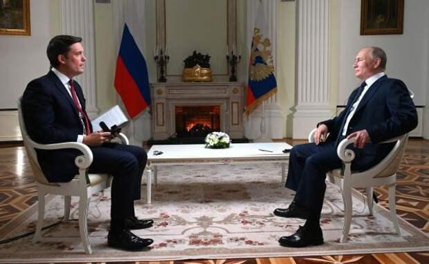 Путин: Яподдержу своего преемника влюбом случае, аРоссия нерухнет