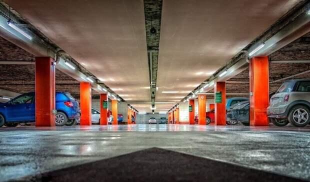 Рядом со старым аэропортом Ростова построят трехуровневую парковку