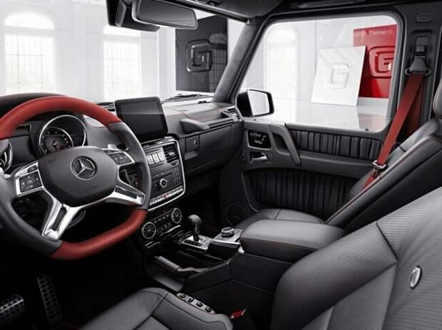 Гелендваген» за 300 тысяч евро. Представляем особенный Mercedes-Benz G-class
