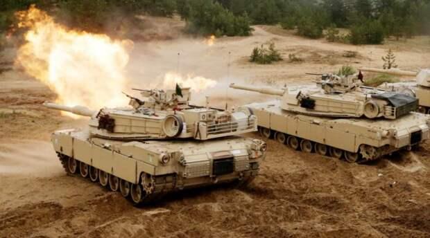 NI: российский комплекс «Гермес» быстро расправится с танками НАТО